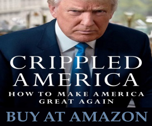 Donald Trump's Policy Book: Crippled America