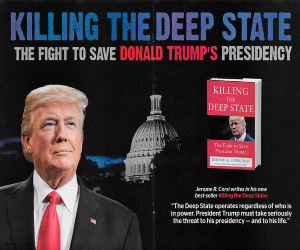 KILLING THE DEEP STATE JEROME CORSI